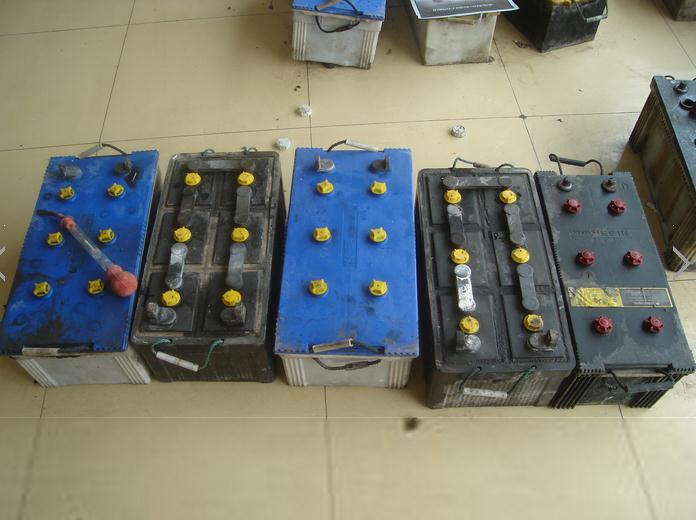 废旧汽车电池回收