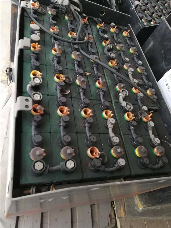 广州叉车旧电池回收